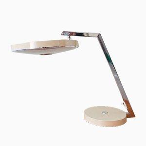 Lampe de Bureau par Luis Pérez de la Oliva pour Gei, 1970s