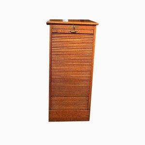 Oak Filing Cabinet, 1920s