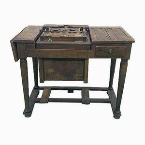 Vintage Fotograf Tisch