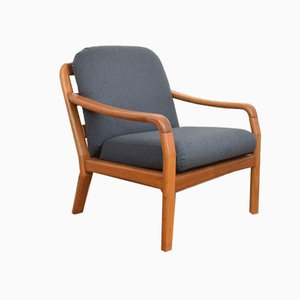 Danish Teak Armchair from Dyrlund, 1970s