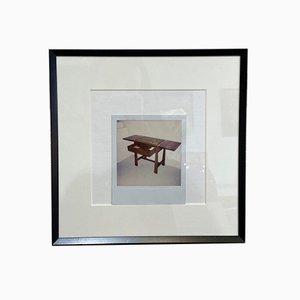 Bureau Andy Warhol, 1976, Polaroid Photograph