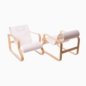 Paimio Armchairs by Alvar Aalto for Artek, 1930, Set of 2
