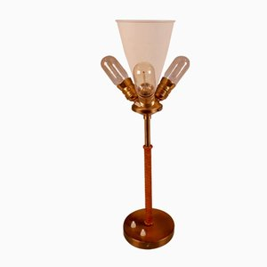 Lámpara de mesa vintage de Nordiska Kompaniet