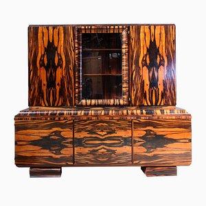 French Coromandel Cabinet, 1940s