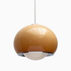 Lampe à Suspension Bud Mid-Century de Harvey Guzzini, Italie