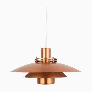 Dänische Vintage Deckenlampe von Form Light