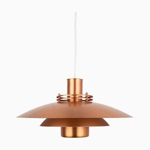 Lampada da soffitto vintage di Form Light, Danimarca