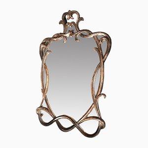 Wooden Mirror, 1950s
