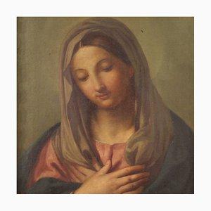 Vierge, Huile sur Toile, 1902
