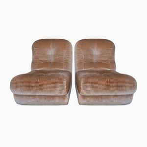 Modulare Sessel, 1970er, 2er Set