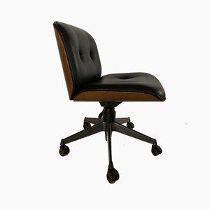 Chaises de Bureau par Ico Luisa Parisi pour MIM, 1960s, Set de 2