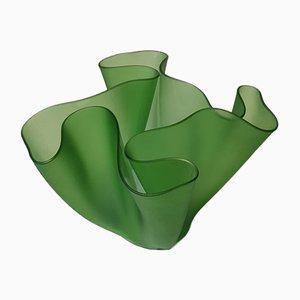 Cartoccio Vase by Pietro Chiesa for Fontana Arte, 1930s