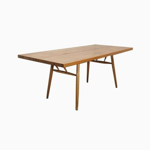 Scandinavian Pirkka Dining Table by Ilmari Tapiovaara for Laukaan Puu, 1950s
