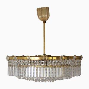 Large Ceiling Lamp by Oswald Haerdtl for Lobmeyr, 1950s
