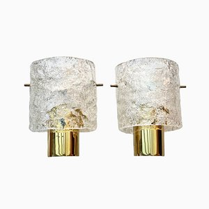 Applique di Hillebrand Lighting, anni '70, set di 2