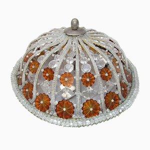 Bohemian Ceiling Lamp, 1930s