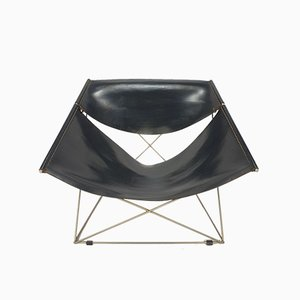 F675 Butterfly Lounge Chair by Pierre Paulin for Artifort, 1960s