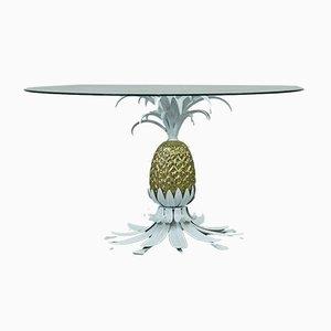 Pineapple Skulptur Tisch von Maison Jansen, 1970er