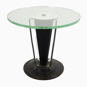 Coffee Table by Luigi Fontana for Fontana Arte, 1930s