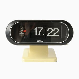Space Age Flip Clock from Copal, 1970s