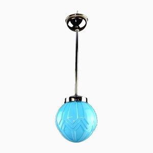 Ball Ceiling Lamp, 1930s