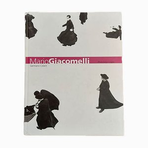 Italian Numbered Illustrated Book by Mario Giacomelli for Photology-Logos, 2001