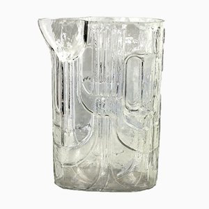 Glass Pitcher by C. J. Riedel for Riedel, 1960s
