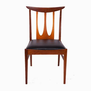 Brasilia Dining Chairs from G-Plan, 1960s, Set of 6