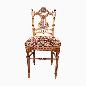 Historic Lounge Chair, 1880s
