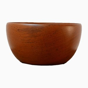Mid-Century Swedish Teak Bowl