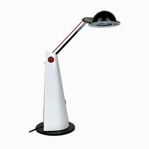 Troller Tischlampe von Max Baguara für Lamperti, 1980er