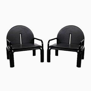 54 L Sessel von Gae Aulenti für Knoll Inc. / Knoll International, 1970er, 2er Set
