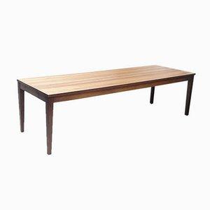 Walnut Dining Table from Gunter Lambert, 1990s