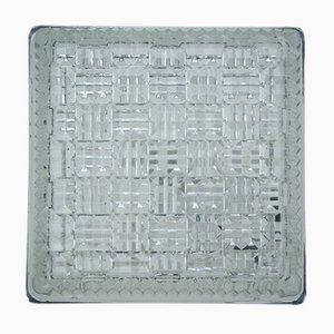 Quadratische Mid-Century Decken- oder Wandlampe