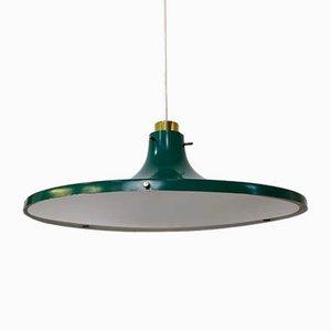 Lampada da soffitto di Hans-Agne Jakobsson per Metalarte, anni '60