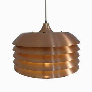 T-742 Lamella Ceiling Lamp by Hans-Agne Jakobsson for Hans-Agne Jakobsson AB Markaryd, 1960s