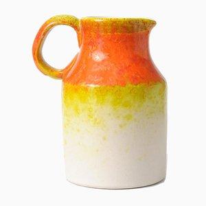 Italienischer Keramik Krug von Ceramiche Toscane, 1960er