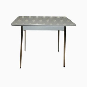 Chrome & Formica Kitchen Table, 1960s