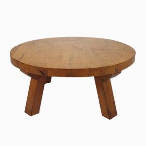 Modernist Oak Coffee Table, 1960s