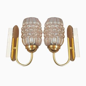 Bubble Sconces by Helena Tynell for Limburg, 1960s, Set of 2
