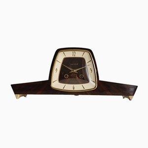 German Art Deco Chiming Mantel Clock from Kienzle International, 1950s