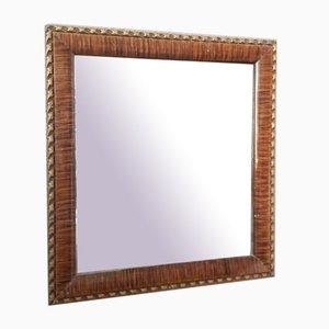 French Art Deco Mirror, 1940s