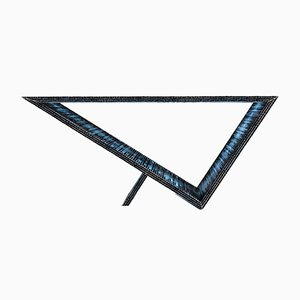 Consolle Portale nello spazio / tempo - Ombre 3 - Serie A in mosaico di Neal Aronowitz