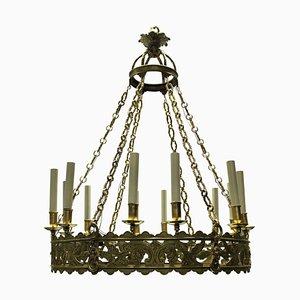 Großer Englischer Corona Kronleuchter