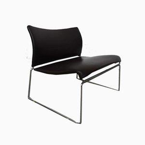 Saghi Lounge Chairs by Kazuhide Takahama for Simon International, 1970s, Set of 4