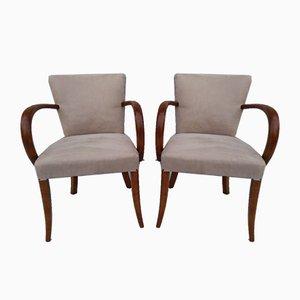 Vintage Sessel, 1950er, 2er Set