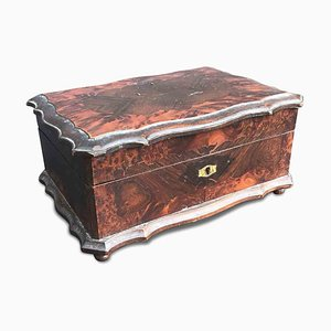 Rosewood Jewelry Box, End of 18th Century