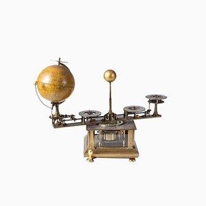 Antike Planetarium Uhr von Institute of Cambridge, 1925