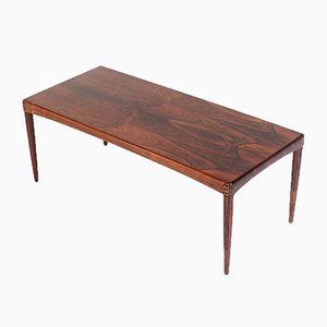 Rosewood Coffee Table by H. W. Klein for Bramin, 1968