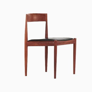 Dänische 4110 Stühle von Kai Kristiansen für Fritz Hansen, 1960er, 6er Set